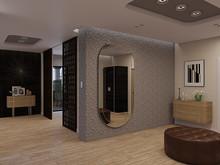 Загородный дом «Частный дом в Юкках», холл . Фото № 26959, автор Иванов Алексей, Wide Design Group