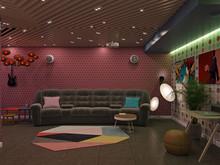 Загородный дом «Частный дом в Юкках», домашний кинотеатр . Фото № 26960, автор Иванов Алексей, Wide Design Group