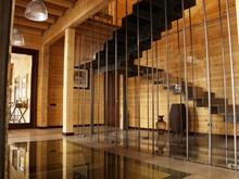 Загородный дом «Дом из бруса на берегу Финского залива», прихожая . Фото № 27150, автор Солнцев Сергей