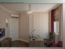 Загородный дом «Дом в классике», кабинет . Фото № 27297, автор Щербакова Людмила
