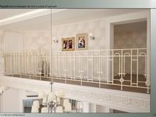 Загородный дом «Дом в классике», холл . Фото № 27298, автор Щербакова Людмила