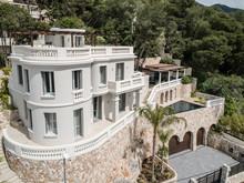 Загородный дом «Дизайн интерьера виллы в Монако», фасад . Фото № 27561, автор NG-Studio