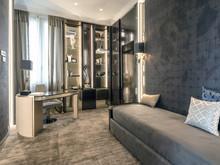 Загородный дом «Дизайн интерьера виллы в Монако», кабинет . Фото № 27565, автор NG-Studio