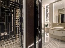 Загородный дом «Дизайн интерьера виллы в Монако», ванная . Фото № 27570, автор NG-Studio