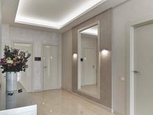Загородный дом «Персональное решение», холл . Фото № 27676, автор Андреев Андрей