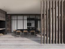 Загородный дом «Коттедж в Подмосковье», терраса  . Фото № 27825, автор Макарова Алёна