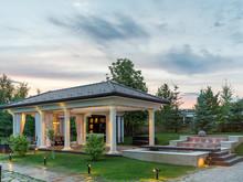 Загородный дом «Дом в Мэдисоне», терраса  . Фото № 27856, автор AB-architects architects