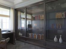 Загородный дом «Частное домовладение», кабинет . Фото № 28382, автор Нестеренко Юлия
