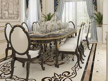 Загородный дом «Киевская область. Дом для большой семьи.», столовая . Фото № 28591, автор Петюк Ольга