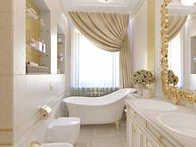 Загородный дом «Киевская область. Дом для большой семьи.», ванная . Фото № 28603, автор Петюк Ольга