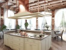 Кухня, фото № 7955, METAArchitects Студия