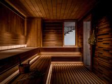 Загородный дом «Кострома Интерьер», баня сауна . Фото № 29230, автор INRE