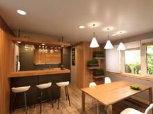 Кухня-столовая, фото № 8047, Мартынюк Антон