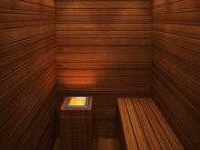 Загородный дом «Дуплекс в Одинцово», баня сауна . Фото № 29596, автор Крылова Татьяна