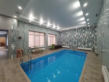 Загородный дом «Дом в Челябинской области», бассейн . Фото № 30310, автор Тупикина Мария