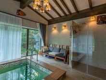 Загородный дом «Дом в Подмосковье», баня сауна . Фото № 30362, автор Абрамкин Андрей