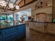 Загородный дом «Дом в Подмосковье», кухня . Фото № 30358, автор Абрамкин Андрей