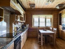 Загородный дом «Дом в рустикальном стиле», кухня . Фото № 30417, автор Серов Егор