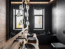 Загородный дом «UI042», ванная . Фото № 30707, автор U-Style