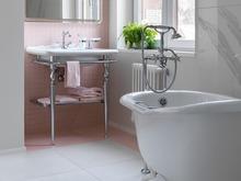 Загородный дом «Французский дом с итальянской мебелью», ванная . Фото № 30903, автор Шалдыбина Светлана