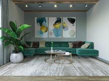Дом для современной семьи, фото № 8423, TerraDiz студия дизайна