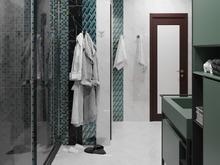 Загородный дом «Загородный дом в фахверковом стиле», ванная . Фото № 31295, автор Корпан Ксения