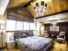 Загородный дом «Дом в Пестово», спальня . Фото № 31499, автор LusiSarkis Дизайн-студия