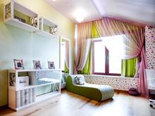 Загородный дом «Дом в Пестово», детская . Фото № 31495, автор LusiSarkis Дизайн-студия