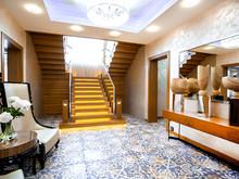 Загородный дом «Дом в Пестово», холл . Фото № 31497, автор LusiSarkis Дизайн-студия