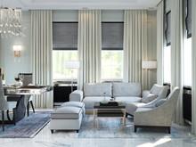 Особняк в стиле американская классика., фото № 8625, Дизайн-бюро  «Лепина и Орлова»