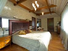 Загородный дом «», спальня . Фото № 2450, автор Пятый радиус Архитектурное бюро