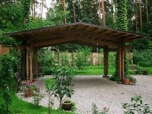 Загородный дом «», гараж . Фото № 3863, автор Белоусов Николай