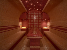 Загородный дом «», баня сауна . Фото № 4057, автор Пятый радиус Архитектурное бюро