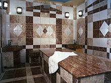 Загородный дом «», баня сауна . Фото № 4494, автор Март