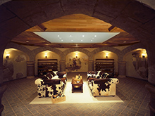 Загородный дом «», винный погреб . Фото № 4885, автор Пятый радиус Архитектурное бюро
