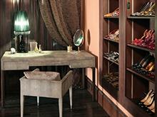 Загородный дом «», гардеробная . Фото № 4975, автор Архитектурное бюро FABER GROUP Матвеев