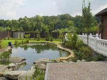 Загородный дом «», водоем . Фото № 6111, автор Артюх Татьяна