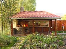 Загородный дом «», барбекю  . Фото № 6658, автор Камалетдинова Лариса