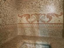 интерьер бани, Дом-А