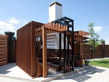 Загородный дом «», барбекю  . Фото № 9706, автор Дойницын Андрей
