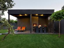 Загородный дом «», барбекю  . Фото № 12693, автор Махно Сергей