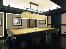бильярдной, Дизайн-бюро Анны Куликовой и Павла Миронова