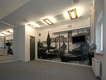 Загородный дом «», домашний спортзал . Фото № 15128, автор Сурина Ирина