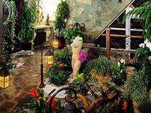 Загородный дом «», зимний сад . Фото № 16093, автор Ставицкий Геннадий