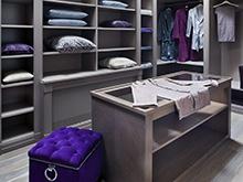 интерьер гардеробной, Mill-Studio