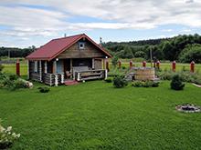 Загородный дом «», баня сауна . Фото № 18500, автор Бюро Акимова и Топорова