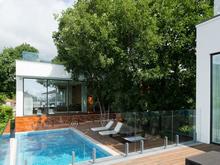 Загородный дом «», бассейн  . Фото № 18664, автор SL project