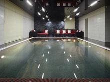 интерьер бассейна, SNOU project Архитектурное бюро