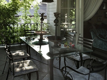 Загородный дом «», терраса  . Фото № 20992, автор Лукач Александрина
