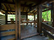 Загородный дом «», беседка . Фото № 21454, автор Чекмарёва Ольга